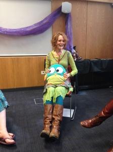 Tara Thornewood - dramatherapist